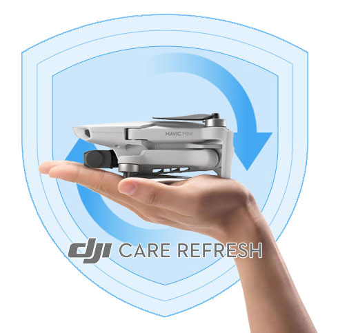 Dure crash? Niet met Care Refresh!