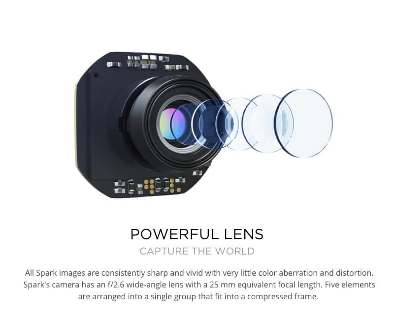 DJI Spark: kleine super drone met camera