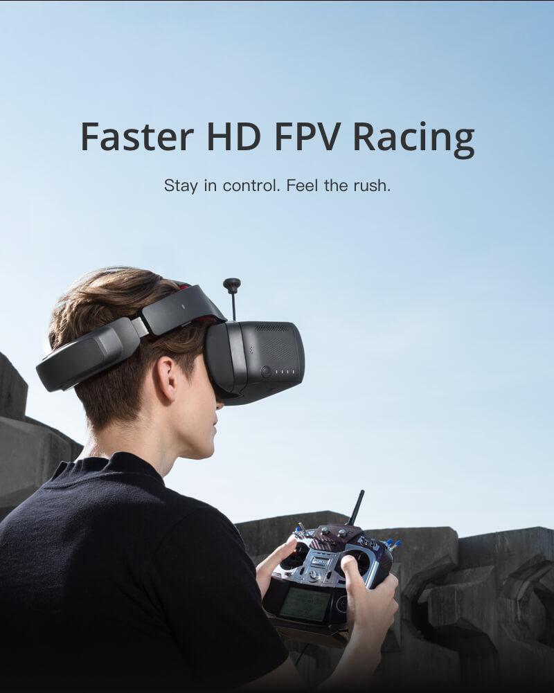 DJI Goggles Racing Edition (Ocusync 50ms)