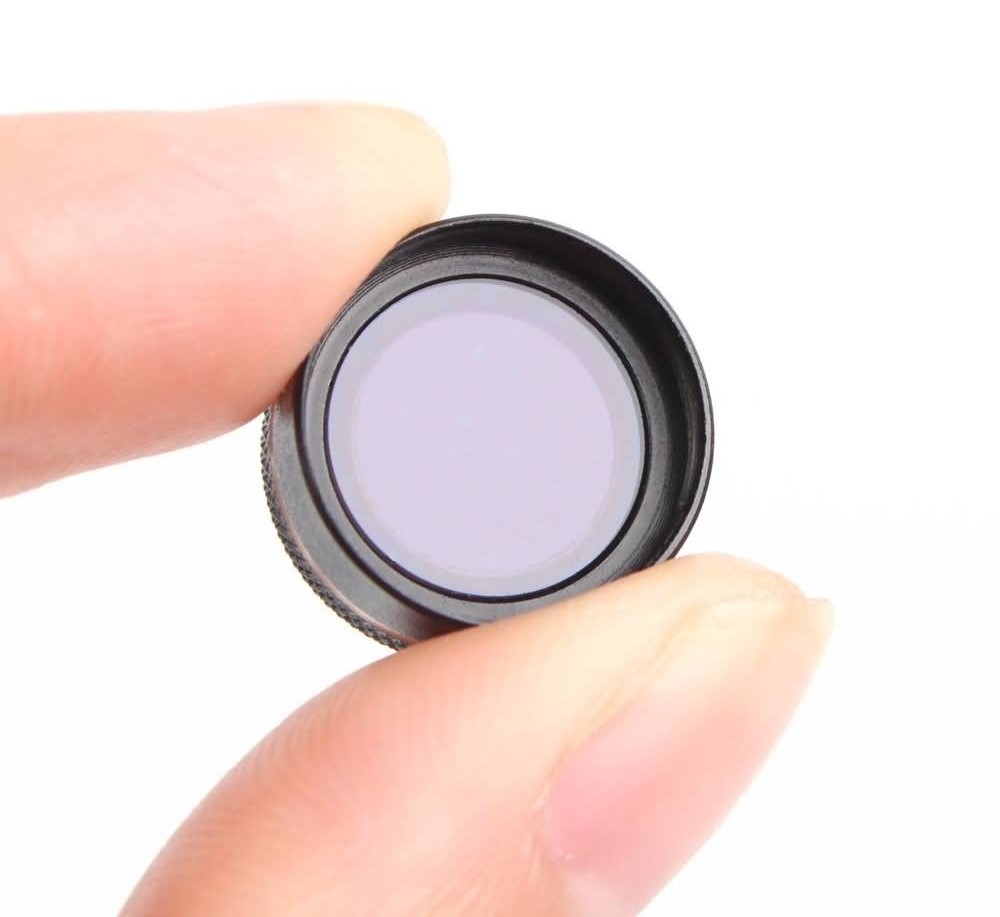 DJI Mavic Air ND-filters met zonnescherm (ND4, ND8, ND16)