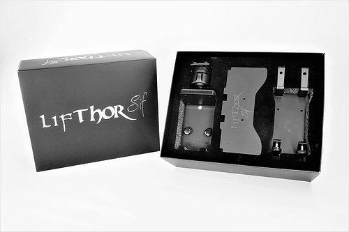 LifThor Sif MP-II inklapbare telefoon / tablet houder (66 - 120mm)