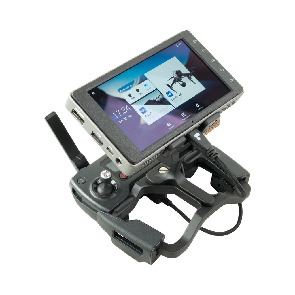 a719ce1f090 PolarPro houder voor DJI Crystalsky remote controller mount