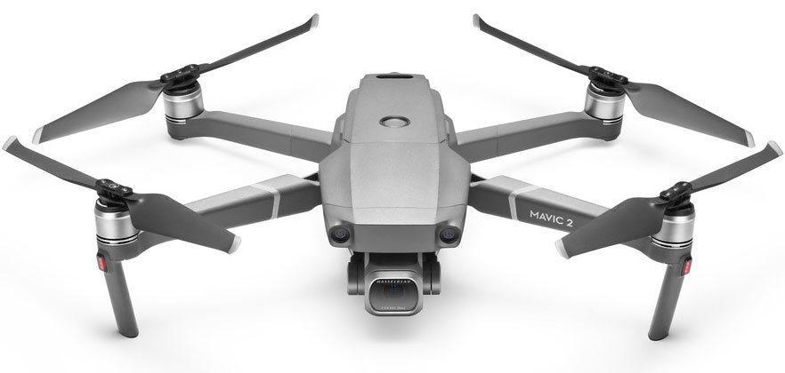 DJI Mavic 2: See the bigger picture